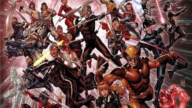 X of Swords, el primer gran crossover mutante de la Era Hickman