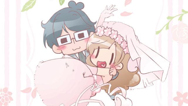 La novia era un chico, de Chii