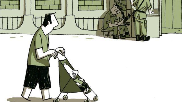 Daddy issues: Once cómics que te prepararán para el baby boom del coronavirus.