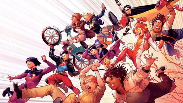 Siete cómics de la DC actual que no podéis perderos