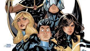 Top 10 Comics USA - Febrero 2020