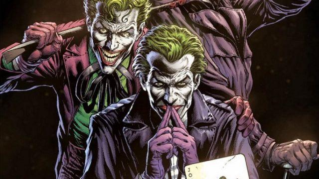 Three Jokers, tres Payasos del Crimen por el precio de uno