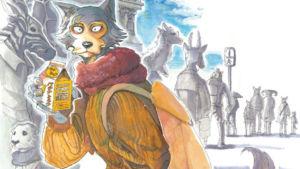 """El manga de """"Beastars"""", la serie de animación más popular de Netflix, sigue publicándose en España."""