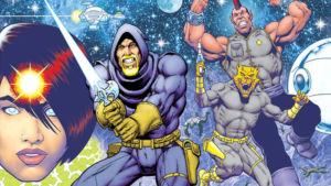 El hombre que inventó a Thanos retoma a Dreadstar, su otra mayor creación en el mundo del cómic