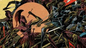 """""""La Cólera"""" de Javier Olivares y Santiago García es considerado el cómic de la cuarentena, y uno de los mejores del año."""