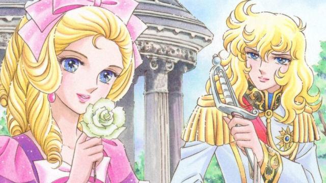 Llega al mercado «La rosa de Versalles» el manga en el que se basaba la  famosa serie de animación «Lady Oscar» – SALA DE PELIGRO