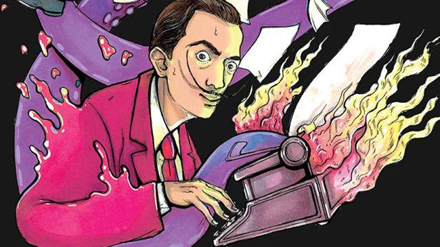 Manuela Pertega: «Si has de perder un Eisner al menos que sea ante el gran Neil Gaiman»