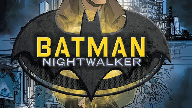 Batman: Nightwalker, DC reinventa al Caballero Oscuro para un nuevo público