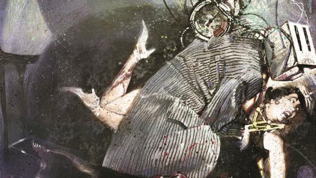Stray Toasters, ECC Ediciones recupera la obra más salvaje de Bill Sienkiewicz