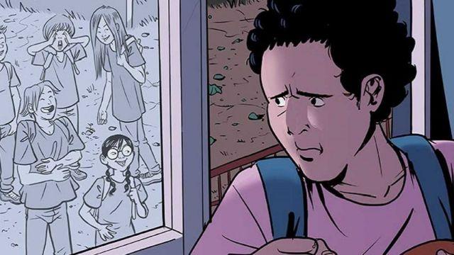 Subnormal, un cómic de Fernando Llor y Miguel Porto, que hace frente a los casos de acoso escolar basándose en una historia real.