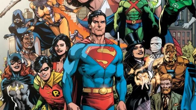Mark Waid vuelve a DC Comics.