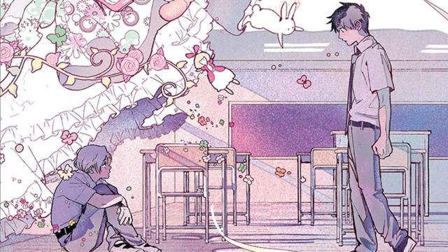 """Milky Way publica """"Boy meets Maria"""" el manga de PEYO sobre la identidad de género y la necesidad de sentirnos comprendidos y amados por quienes somos."""