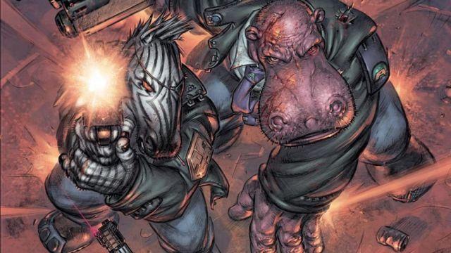 Diez Cómics USA que deberían publicarse en España – #03: Elephantmen