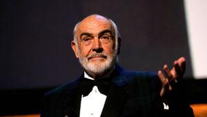 Fallece Sean Connery a la edad de 90 años