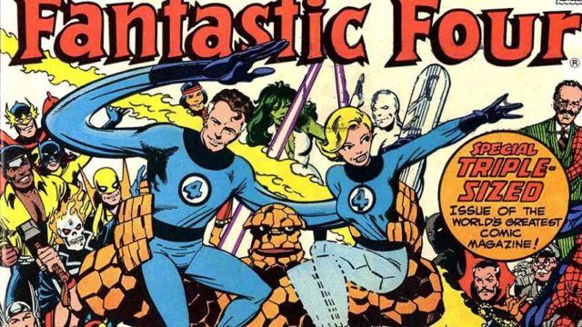 Diez curiosidades de la etapa de John Byrne en Los Cuatro Fantásticos