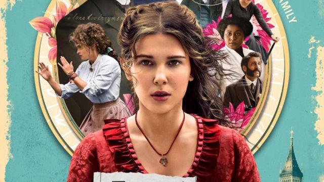 Enola Holmes, Netflix estrena la adaptación de las novelas protagonizadas por la rebelde y libre hermana de Sherlock