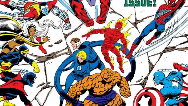 Los 4 Fantásticos de John Byrne, una de las mejores etapas de Marvel Comics de la historia