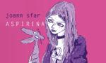 """""""Aspirina"""", la rebelde vampira adolescente de Joann Sfar, llega en solitario para dejarte seco"""