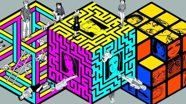 «BOX: Hay algo dentro de la caja», la obra elevada al cubo que atrapa en la prisión de la psique
