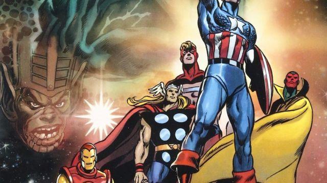 Los Vengadores de Roy Thomas, la mejor etapa del grupo de superhéroes Marvel