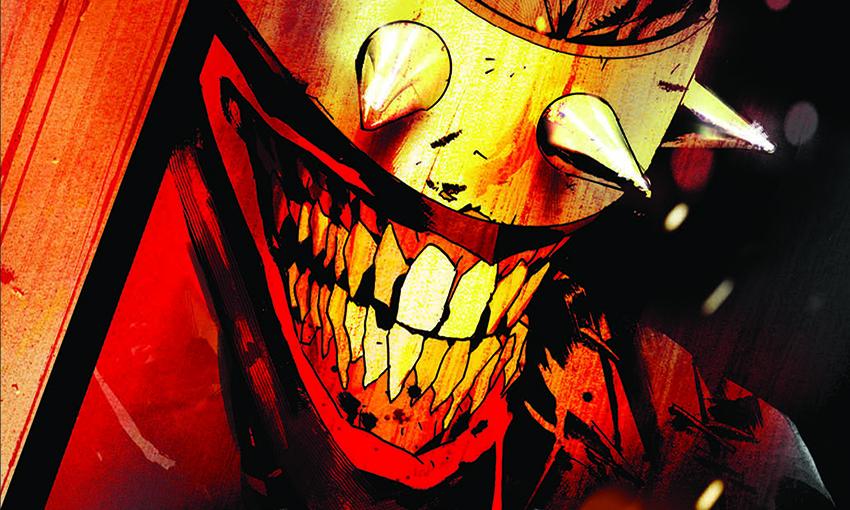 El Batman que Ríe, Scott Snyder y Jock exploran la versión más violenta del Caballero Oscuro