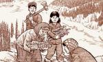"""""""Un tributo a la tierra"""" el nuevo cómic de Joe Sacco reivindica la lucha de los pueblos indígenas de Canadá"""
