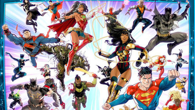 DC Comics en 2021 – Future State – Reseñas Semana 1
