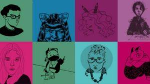 Coordenadas gráficas: Cuarenta historietas de España, Argentina, Chile y Costa Rica