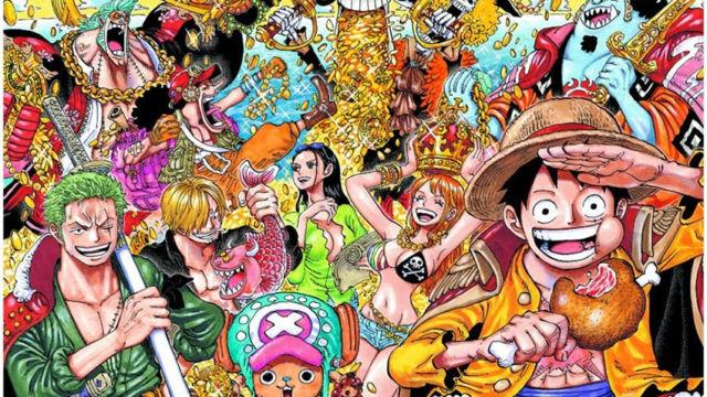 One Piece 1000: el colosal manga de Eiichiro Oda conmemora por todo lo alto su capítulo 1000