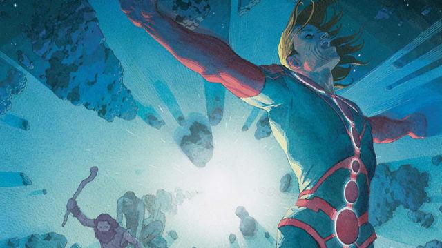 Eternals, Kieron Gillen y Esad Ribic reescriben los mitos de Jack Kirby para Marvel