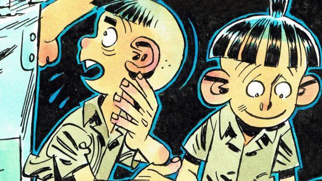 6 cómics de la dictadura en España