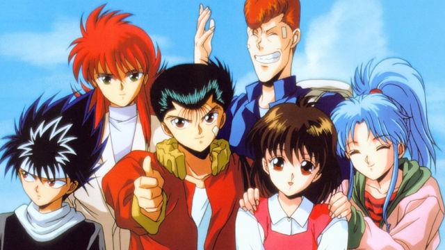 """Vuelve la fiebre de """"Yu Yu Hakusho"""", el anime fenómeno de masas de los 90"""