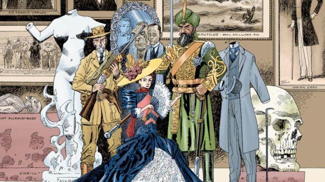 The League of Extraordinary Gentlemen – La Liga del Siglo XX – Parte 3 de 3