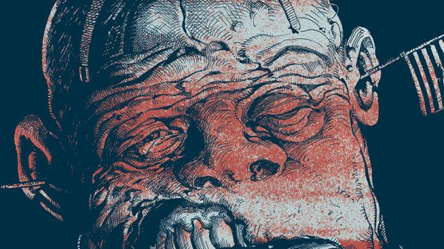 Monstruos, el cómic de Barry Windsor-Smith que ha necesitado 35 años para ser publicado