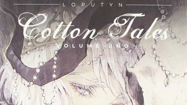Cotton Tales, shojo italiano de terror victoriano