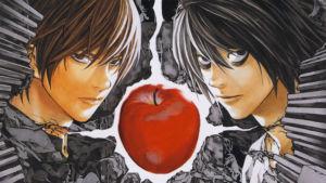 Death Note, un thriller supernatural con shinigamis, una estética gótica muy atractiva y conflictos morales